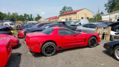 Z06 For parts