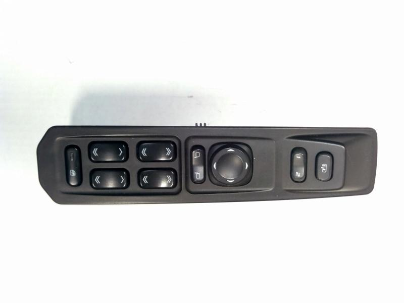 04-07 Cadillac CTS-V Driver Side Master Window Switch 10363778