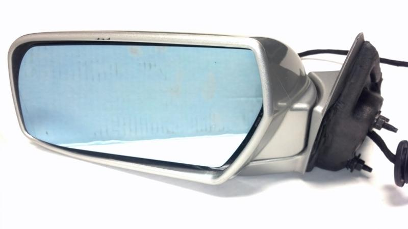 04-07 Cadillac CTS-V Driver Side Rear View Mirror Silver 88892702