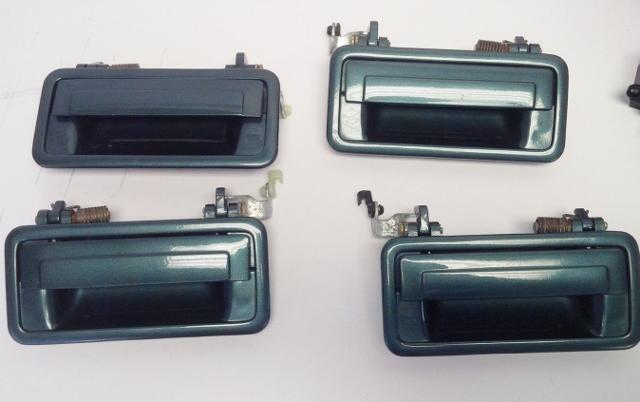 94 96 Impala SS Set Of Four Exterior Door Handles