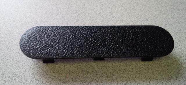 97 04 Corvette C5 Door Panel Screw Cover Reproduction