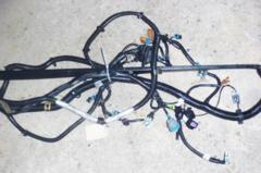 00 Corvette C5 Torque Tube Harness Manual Non F55