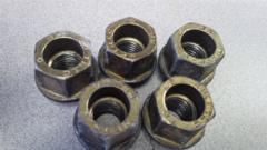04-06 GTO Lug Nuts Set Of 5