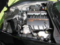 2005 Chevrolet CORVETTE LS2 6.0 Liter Engine 400hp 84k with Harness and ECM