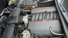 2001 Chevrolet CORVETTE C5 LS1 5.7 Liter Engine with ECM 94k
