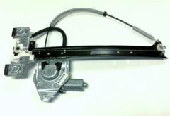 06-09 Trailblazer SS Left Rear Window Regulator And Motor 15893782