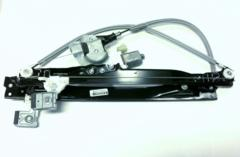 06-09 Trailblazer SS Right Front Window Regulator And Motor 20930663