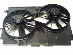 97-04 Corvette C5 Cooling Fan Assembly 22104439