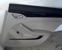 08-13 Cadillac CTSV Recaro Door Panel Set Of 4 Grey