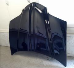 98-02 Trans Am Ram Air Hood Assembly Black