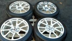 13 Cadillac CTS-V Coupe Wheels And Michelin Tires