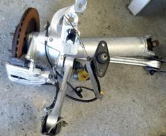 88-96 Corvette C4 Passenger Rear Suspension Assembly