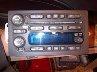 Trailblazer Radio AM/FM CD Radio