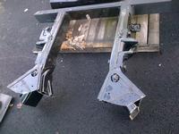 06-13 Corvette Z06 Rear Frame Section 15864493