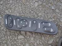 Corvette C5 Window Switch Driver Side with Memory